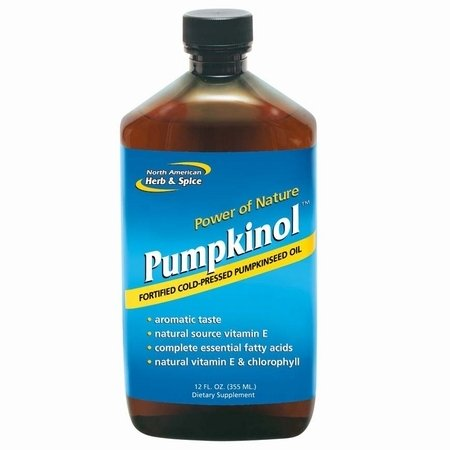 North American Herb & Spice Power of Natural Pumpkinol -- 12 fl oz