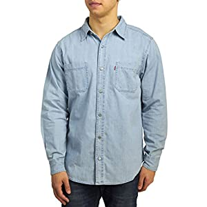Levi's Updated Classic Denim Workshirt – New Age Bleach