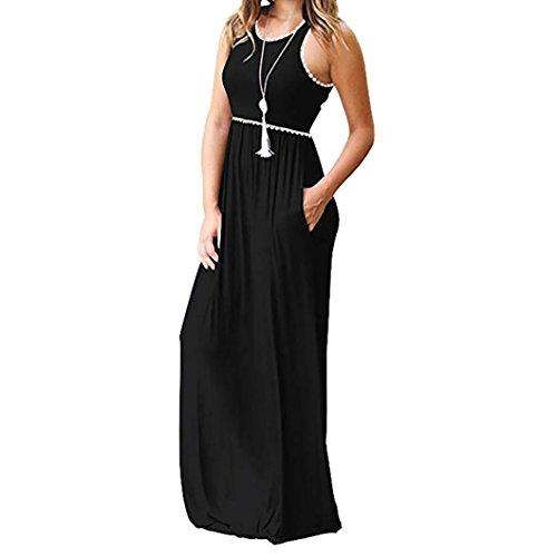 Beiläufige Lange Kleid Ballkleider Amuster Festkleider Elegant Damen rCBoeWdx