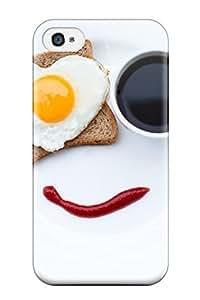 New Fashion Tpu Hard Phone Cover Designed For Iphone 49488c