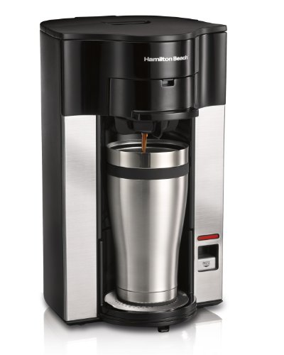 Hamilton Beach Stay or Go Personal Cup Pod Coffee Maker 49990Z