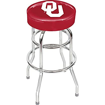 Image of Barstools Imperial Officially Licensed NCAA Furniture: Swivel Seat Bar Stool