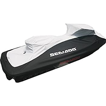 Weatherproof Jet Ski Covers for SEA DOO RXP-X 260 2012-2015 Trailerable Multiple Color Options Sun and More Includes Trailer Straps and Storage Bag UV Rays Protects from Rain All Weather