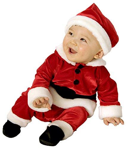 Rubies Baby Velvet Santa Romper