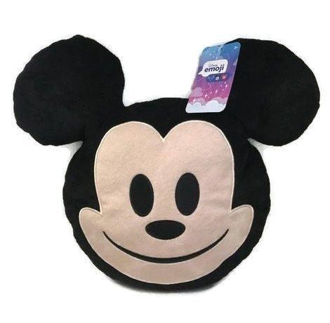 Disney Emoji Plush Pillow - Mickey Mouse
