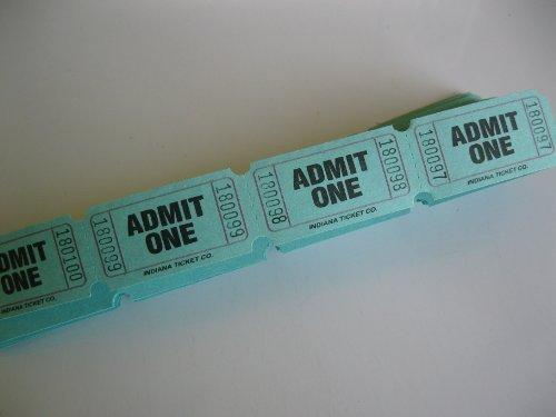 green admit one tickets - 7