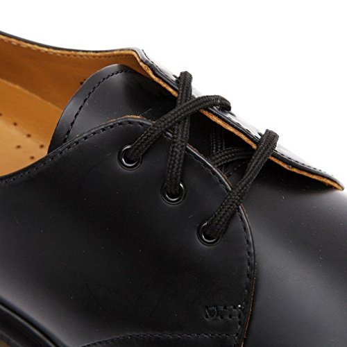 Eyelet Nero Scarpe 1461 Oxford 3 Martens Unisex Dr Stringate smooth black 8tqBwPxU