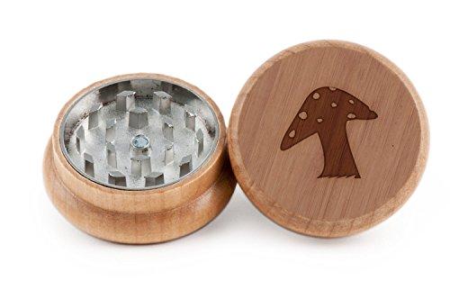 mushroom grinder - 8