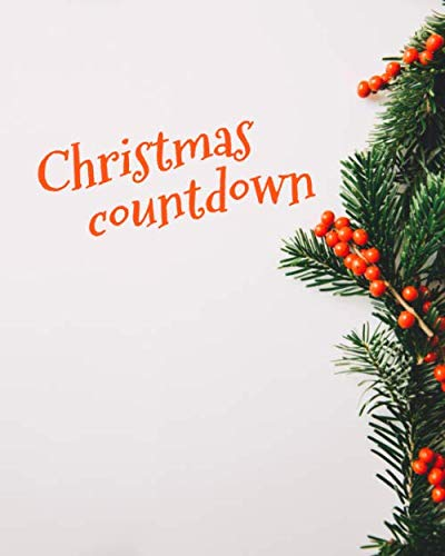 2020 Heritage Card - Christmas Countdown: Journal (Chrsitmas) (Dutch Edition)