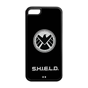 LJF phone case the Case Shop- Customizable Agents of Shield TV Show Avengers iphone 4/4s TPU Rubber Hard Back Case Cover Skin , i5cxq-186