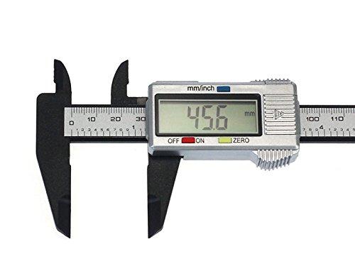 Bestpriceam (TM) 150mm Electronic Digital LCD Vernier Caliper Gauge Micrometer Tool by Bestpriceam (TM) (Image #2)
