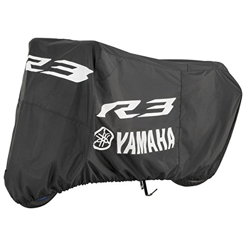 Motorcycle Shield Cover Bottom (Genuine Yamaha R3 2015-2018 Motorcycle Storage Cover YZFR3 15 16 17 18)