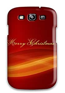 New Style Case Cover TbNQVJp7139xWqEQ Best Merry Christmas Compatible With Galaxy S3 Protection Case