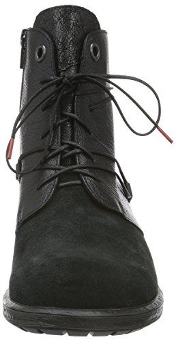Negro Kombi para Casa Mujer Liab por Sz Estar Think 09 de Zapatillas naTOxq18