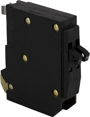 Square D by Schneider Electric QOT1520CP Qo 1-15 Amp 1-20 Amp Single-Pole Tandem Circuit Breaker