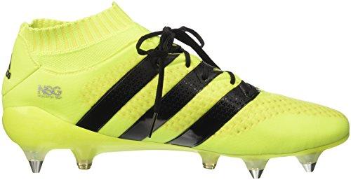 Uomo Da Multicolore 16 Syello Ace cblack knit Calcio Adidas Scarpe silvmt Prime 1 gX1Ugq0w