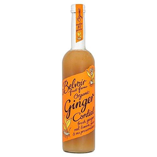 Belvoir Fruit Farms Organic Cordial Ginger (500ml)