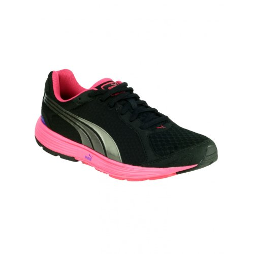 Descendent pink Black Puma Trainer Ladies pwUfxqavR