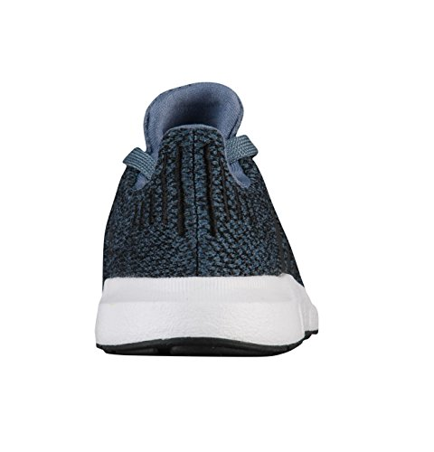 adidas Swift Run, Zapatillas Unisex Bebé Azul (Acenat / Negbás / Negbás 000)