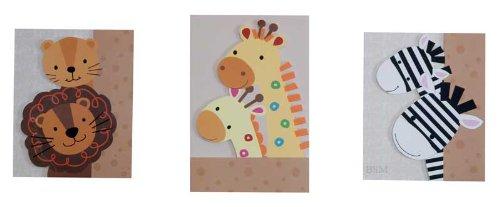 Amazon.com : Lambs & Ivy Wall Decor - S.S. Noah : Nursery Wall ...
