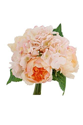 Renaissance 2000 Peony Bouquet Pink