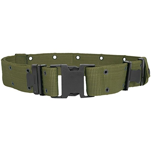 (Mil-Tec Belt LC-2 Olive size M)