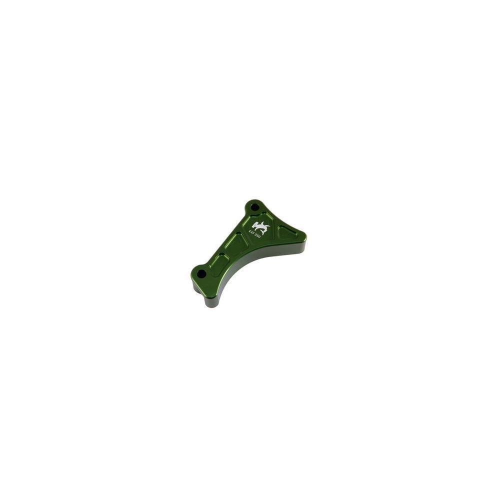 Hammerhead Case Saver Green for Kawasaki KX250F 2004-2013