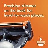 Gillette Fusion5 Men's Razor Handle + 4 Blade
