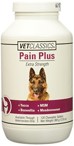 RESOURCES Canine Pain Plus (120 Tablets) [Misc.] by VetResources