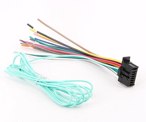 41XAosZrAtL amazon com xtenzi connection cable set for pioneer sph da210 pioneer sph da210 wiring harness at readyjetset.co