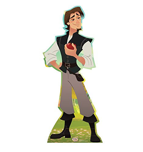 Advanced Graphics Eugene Life Size Cardboard Cutout Standup - Disney Channel's Tangled: The -