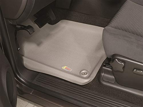 (Lund 406802 Catch-All Xtreme Grey Front Floor Mat - Set of 2)