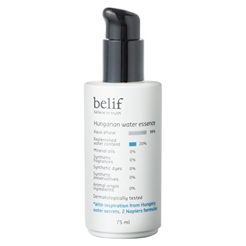 belif, Hungarian Water Essence (75ml, water supply, Long Lasting)