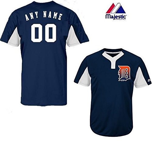 custom detroit tigers jersey - 6