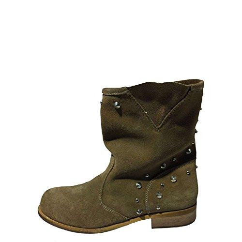 HENRY LOBB 602 Boots Women Antelope flAEU