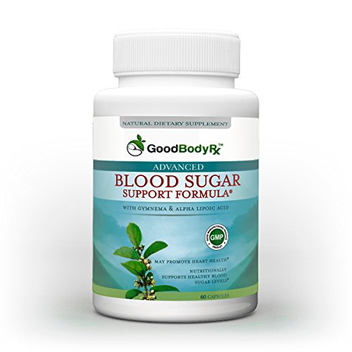 GoodBody Rx Advanced Blood Sugar Support Formula
