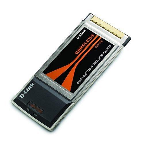 D-link Notebook - D-Link DWA-642 RangeBooster N Notebook Adapter