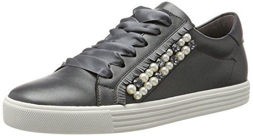 Kennel und Schmenger Damen Town Sneaker Grau (Gun/Pearl Sohe Weiss)