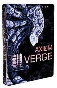 Axiom Verge Collector's Edition w/ Steelbook Axiom Case