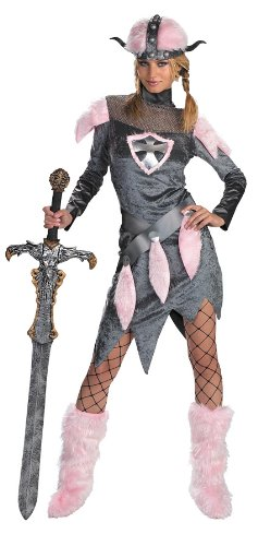Morris Halloween Barbarian Babe Adult -