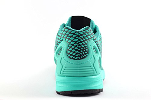 Adidas ZX Flux Techfit Sneaker Herren mintgrün/schwarz 40
