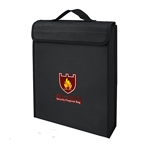 Sturdy Fire Safe bag