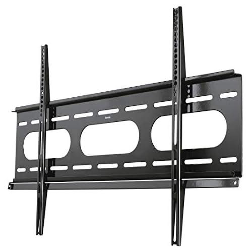 chollos oferta descuentos barato Hama Soporte de pared para televisores de 37 a 90 carga máxima 75 kg VESA 800x400 negro