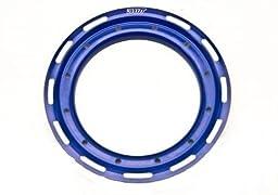 Douglas Wheel Beadlock Rings .190 - 10in. - Blue Powder Coat 910-51B