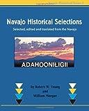 Navajo Historical Selections, Robert Young and William Morgan, 1496140435