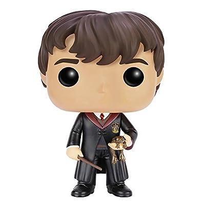 Funko POP Movies: Harry Potter Neville Longbottom Action Figure: Funko Pop! Movies:: Toys & Games