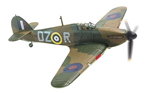 Corgi Boys Hawker Hurricane MK I V7434 DZ-R Pilot Irving Smith 151 Squadron 1940 1:72 Aviation Archive Diecast Replica AA27601 Vehicle -  Corghi USA, CG27601