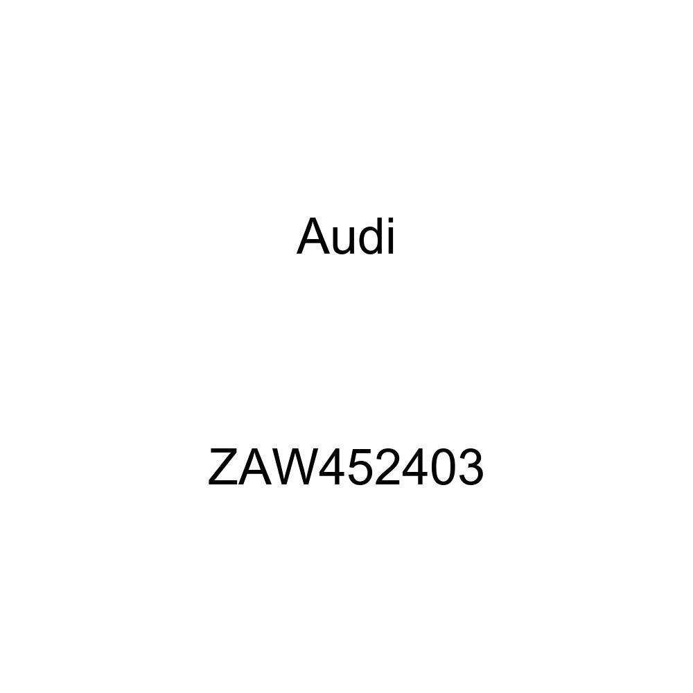 Set of 2 Audi Genuine ZAW452403 Rear Side Window Deflector,
