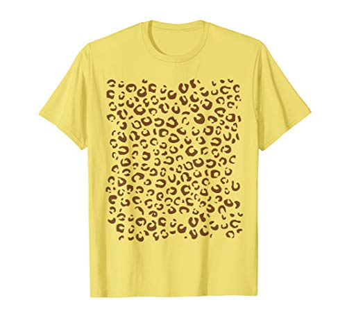 Simple Halloween Costume Ideas For Kids (Cheetah Print Shirt, Simple Halloween Costume Idea)