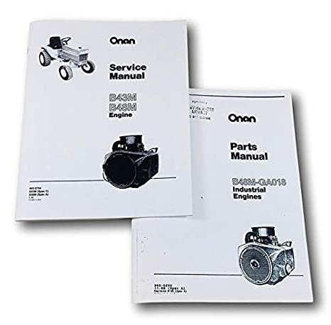 amazon com case 648 industrial tractor onan b48m 18hp engine 18 HP Onan Coil amazon com case 648 industrial tractor onan b48m 18hp engine service parts manual catalog garden \u0026 outdoor